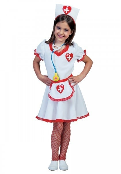Secrets Nurse Pictures For Kids Girls Nancy Costume  7478