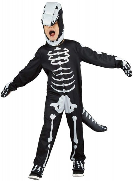 Scary Skeleton Halloween Costume For Kids