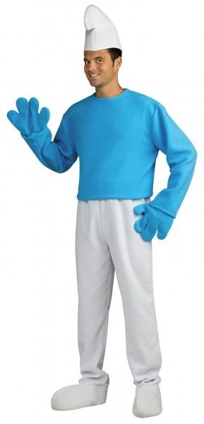Smurf Costumes (for Men, Women, Kids)