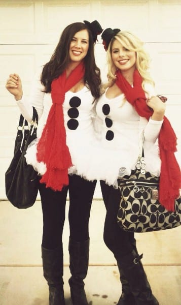 Snowman Costumes Costumes Fc, Christmas Costumes Homemade