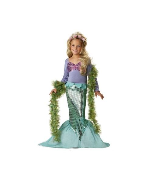 Mermaid Little Kids Costume