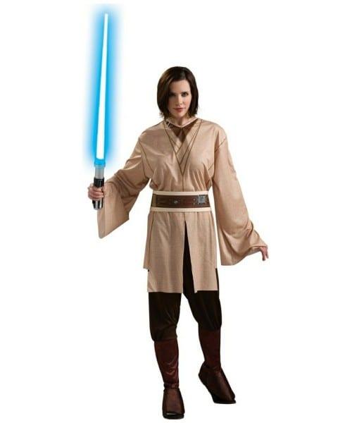 Adult Star Wars Jedi Knight Movie Costume