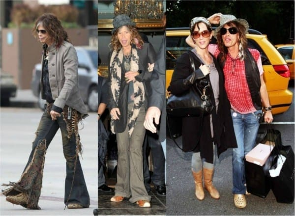 Stylish Men  Fashion Inspired By Steven Tyler