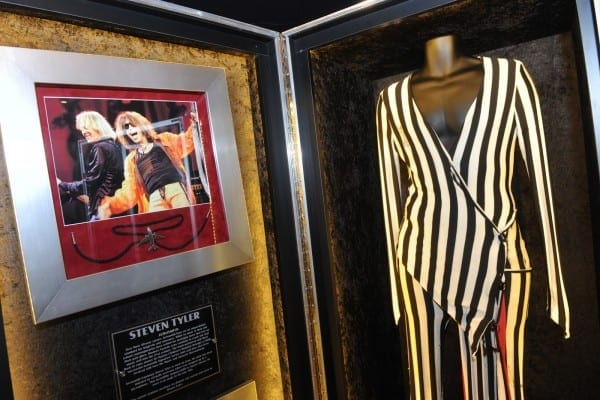 Hard Rock Cafe Presents Rock 'n Roll Treasures In A New Exhibition