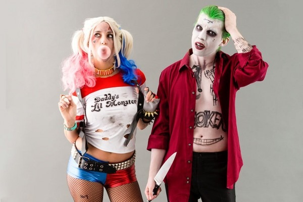 How To Rock Suicide Squad's Joker + Harley Quinn As A Couples