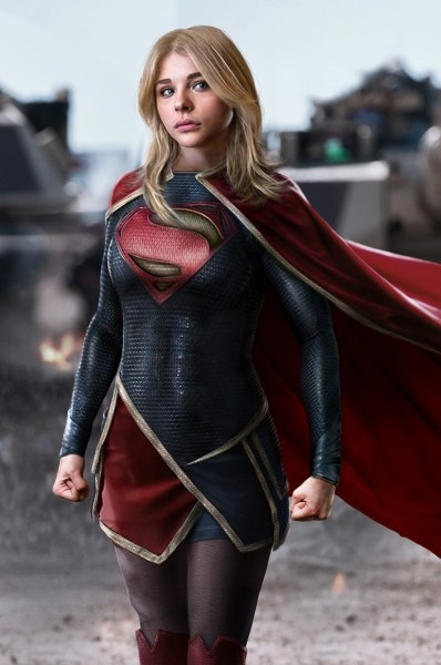 Did They  Really  Change Supergirl's Costume To Match The Show