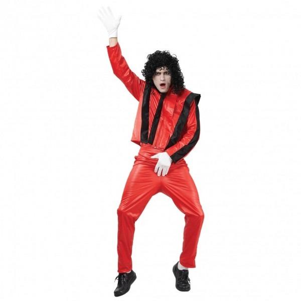 Men's Michael Jackson Thriller Costume