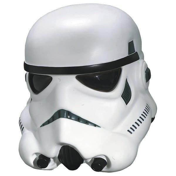Shop Supreme Edition Stormtrooper Helmet Adult Costume Accessory