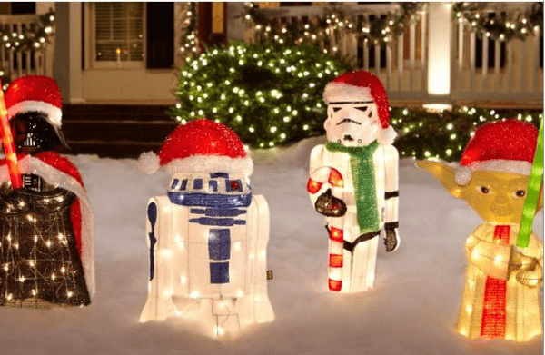Geeky Goodies  A Very Star Wars Christmas