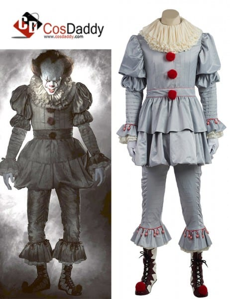 Cosdaddy Stephen Edwin King It The Losers Club Pennywise Clown