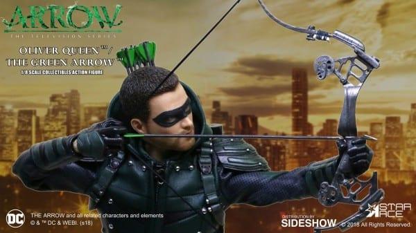 Dc Comics The Green Arrow Collectible Figure By Star Ace Toys Ltd