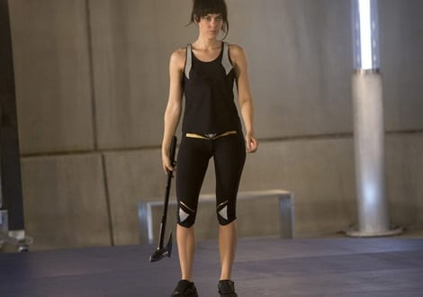 Hunger Games Training Outfit