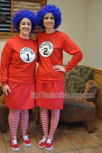 The Autocrat  Cat In The Hat, Thing 1 &; Thing 2
