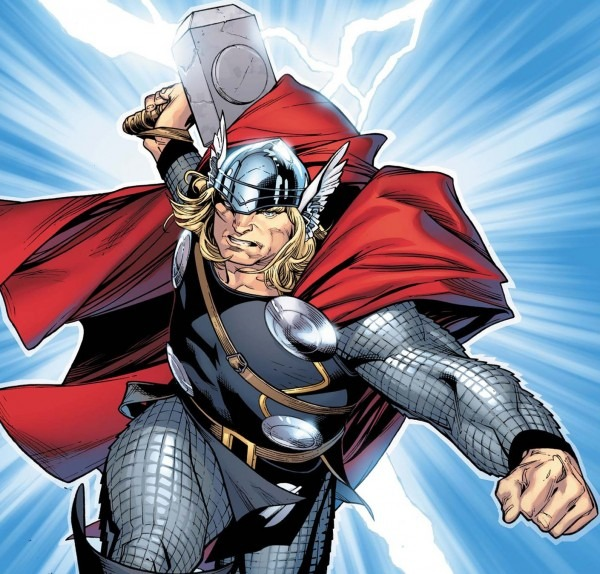 First Photo From Thor