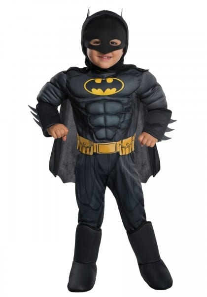 Batman Apparel For Toddlers