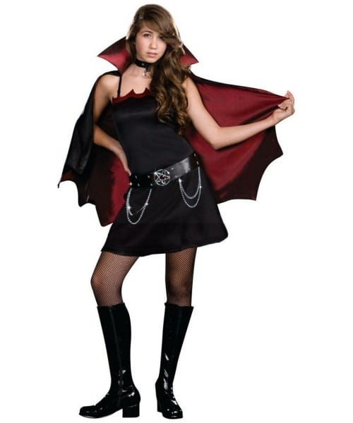 Twilight Bite Teen Vampire Halloween Costume