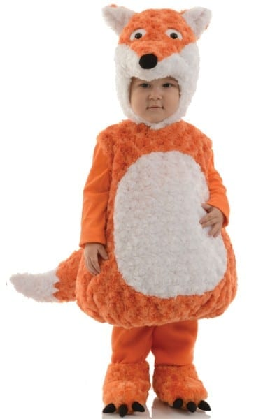 Fiery Fox Toddler Costume