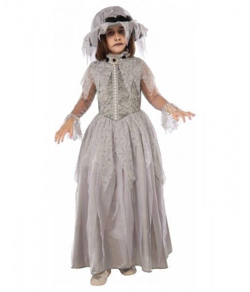 Victorian Big Girls Ghost Costume