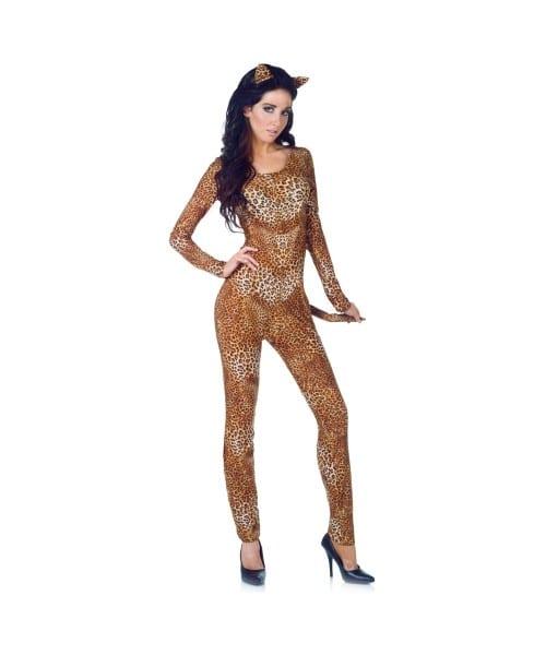 Leopard Wild Print Adult Costume