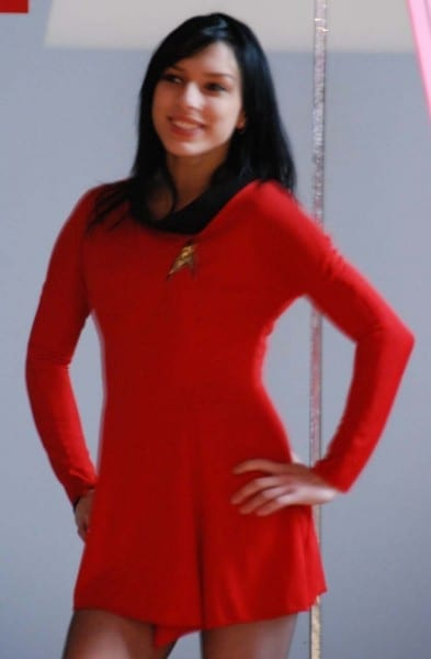 Star Trek Replica Uniforms For Sale
