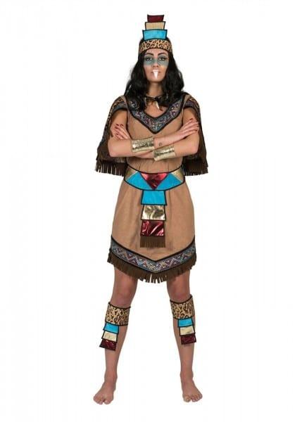 Womens Aztec Costume