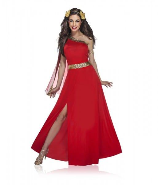 Garnet Greek Goddess Womens Costume