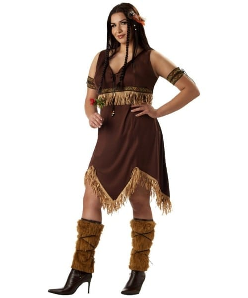 Indian Princess Sexy Halloween Costume