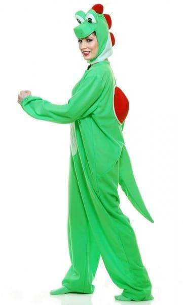 Yoshi Costumes (for Men, Women, Kids)