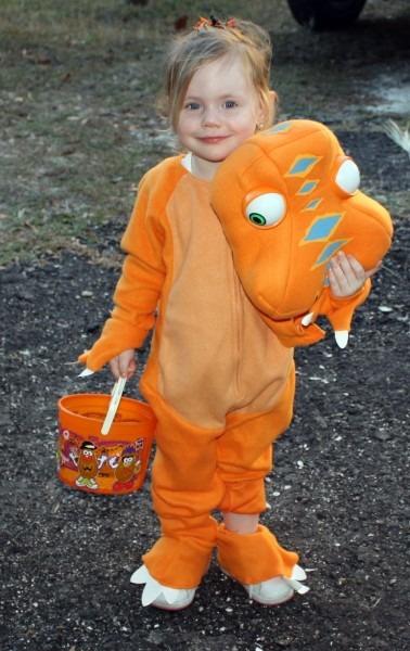 Top Notch Material  Dinosaur Train Costume!