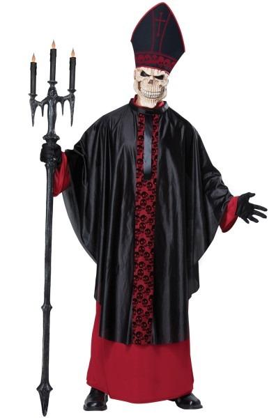Black Mass Adult Costume