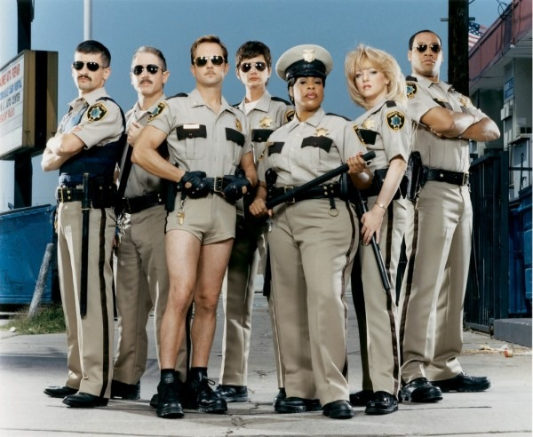 Netflix Wants To Make New Episodes Of Reno 911!