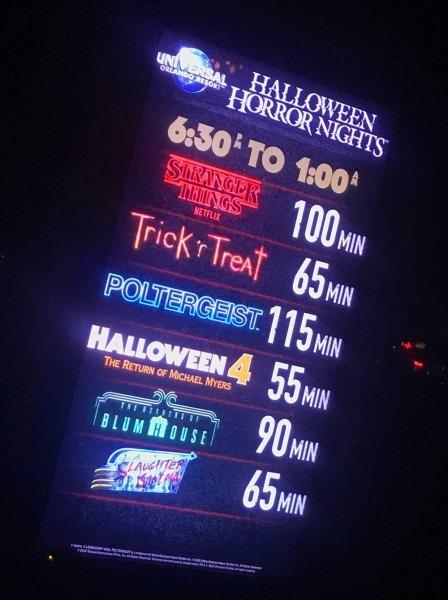 Universal Orlando Halloween Horror Nights 28 Survival Guide