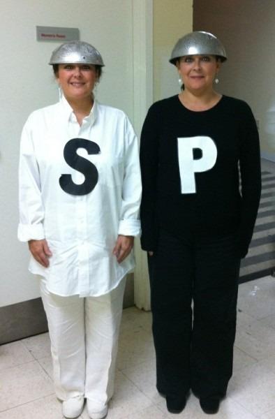 Salt & Pepper Costumes