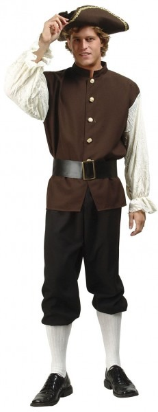 Colonial Men Clothing