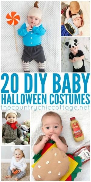 Diy Halloween Costumes For Baby