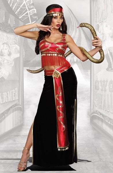 Snake Charmer Circus Halloween Costume More
