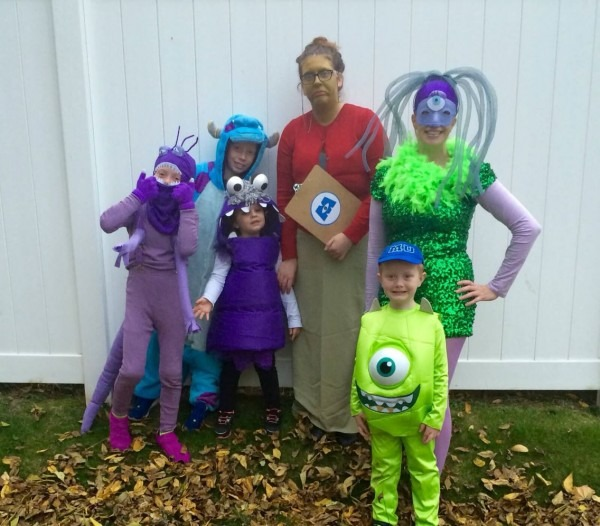 Monsters Inc Group