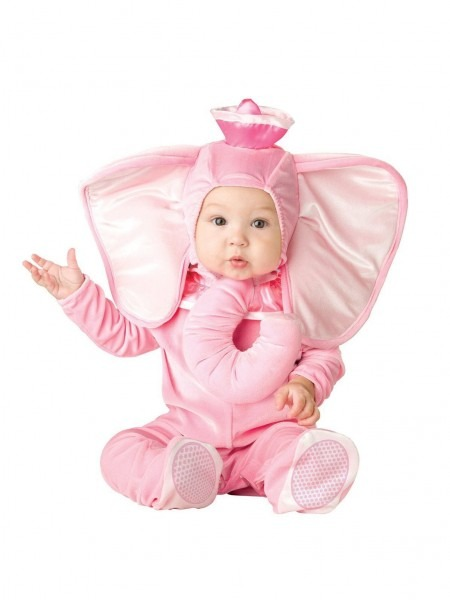 Pink Elephant Infant Toddler Costume In 2018
