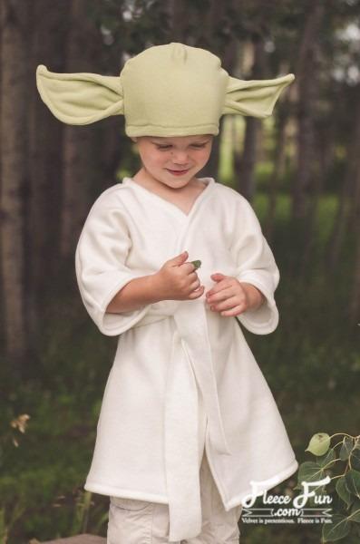 Yoda Costume Tutorial Diy