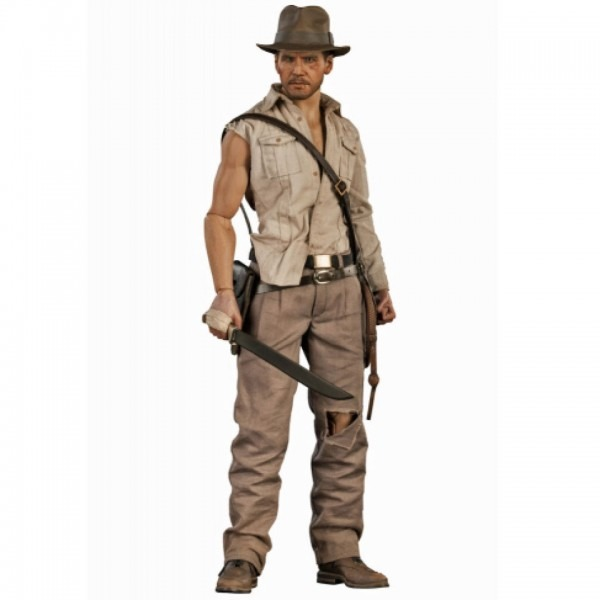 Sideshow Collectibles Indiana Jones And The Temple Of Doom Indiana