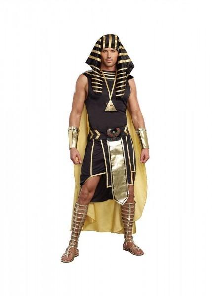 King Of Egypt Pharaoh Mens Costume
