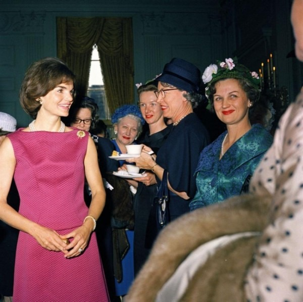Jackie Kennedy, The Presidential Wardrobe