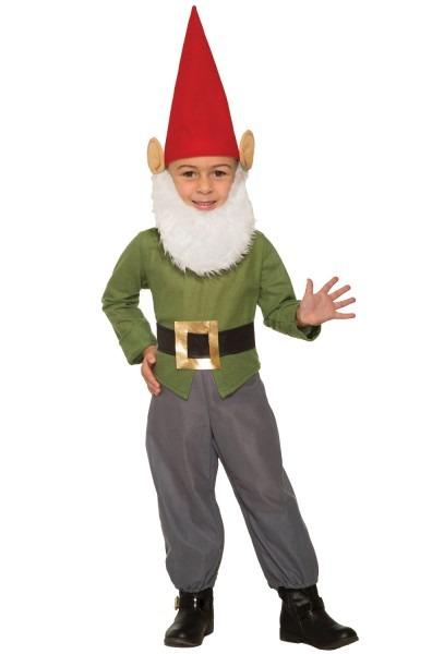 Pure Costumes  Forum Novelties Garden Gnome Toddler Costume