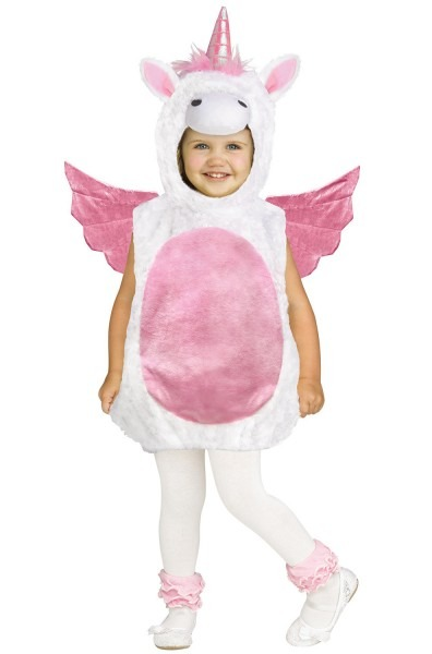 Pure Costumes  Fun World Winged Magical Unicorn Infant Toddler