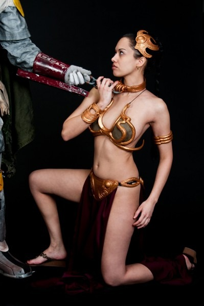 Confessions Of A Cosplay Girl  Slave Leia Cosplay Tutorial