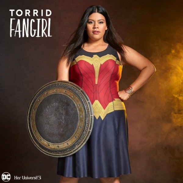Torrid Launches Wonder Woman Limited