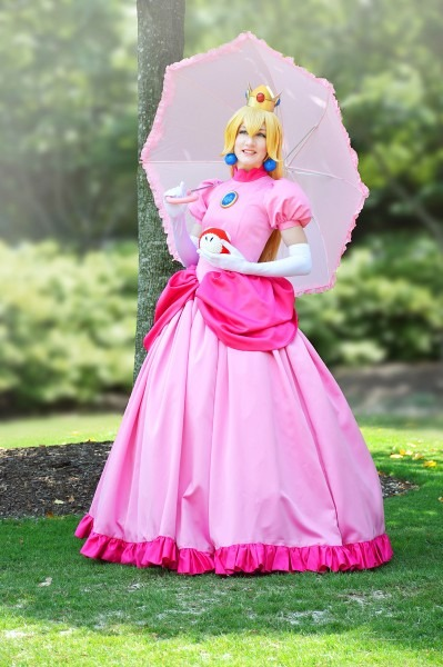 Princess Peach Toadstool (super Princess Peach) By Meru