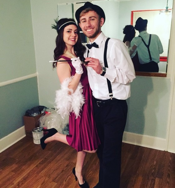 1920s Couple Costume    Great Gatsby