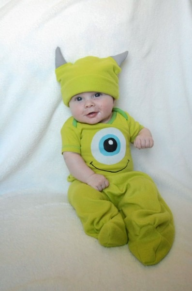 Image Result For Mike From Monsters Inc Costume Wazowski