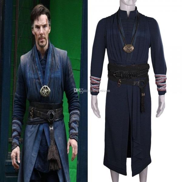 2016 Marvel Movie Doctor Strange Costume Ring Necklace Cosplay